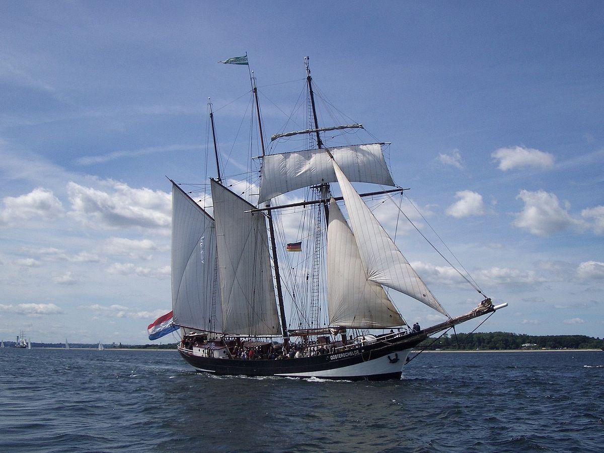 Klipper zeilboot
